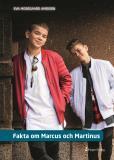 Cover for Fakta om Marcus och Martinus