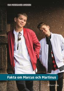 Cover for Fakta om Marcus och Martinus