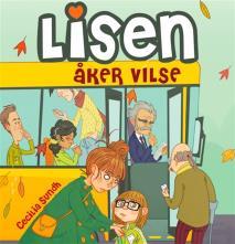 Cover for Lisen 1: Lisen åker vilse