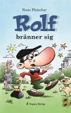 Cover for Rolf bränner sig