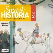 Omslagsbild för Svensk historia, del 2