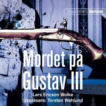 Omslagsbild för Mordet på Gustav III