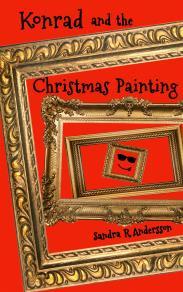 Cover for Konrad and the Christmas Painting