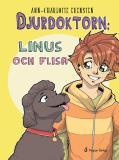 Cover for Djurdoktorn: Linus och Flisa
