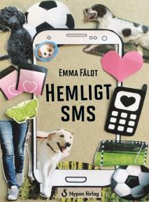 Cover for Hemligt SMS