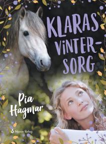Cover for Klaras vintersorg (lättläst)