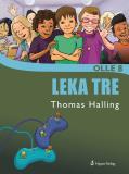 Bokomslag för Leka tre