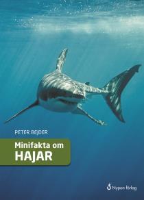 Omslagsbild för Minifakta om hajar