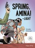 Omslagsbild för Spring, Amina! Light