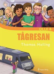 Cover for Tågresan