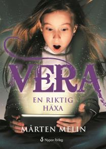 Omslagsbild för Vera : en riktig häxa