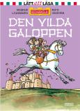 Cover for Den vilda galoppen