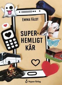 Cover for Superhemligt kär
