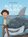 Omslagsbild för Alf och hajen