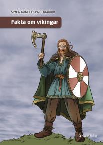 Omslagsbild för Fakta om vikingar