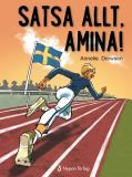 Omslagsbild för Satsa allt, Amina!