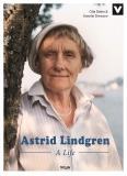 Cover for Astrid Lindgren - A life
