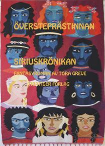 Cover for Översteprästinnan