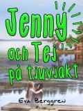 Omslagsbild för Jenny och Tej på tjuvjakt