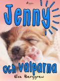Omslagsbild för Jenny och valparna