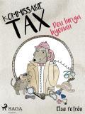 Omslagsbild för Kommissarie Tax: Den luriga hyenan