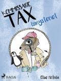 Omslagsbild för Kommissarie Tax: Ismysteriet