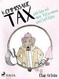 Omslagsbild för Kommissarie Tax: Jakten på den försvunna snuttefilten