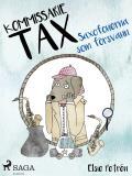 Omslagsbild för Kommissarie Tax: Saxofonerna som försvann