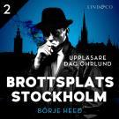Omslagsbild för Brottsplats Stockholm - Del 2