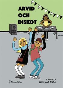 Omslagsbild för Arvid och diskot