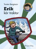 Bokomslag för Erik kör traktor