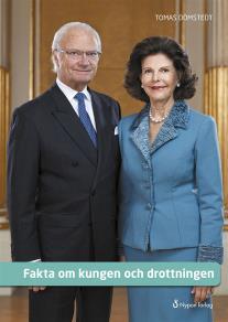 Cover for Fakta om kungen och drottningen