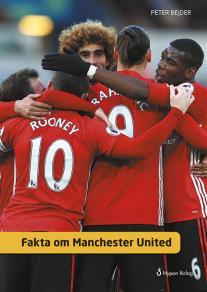 Omslagsbild för Fakta om Manchester United