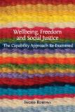Omslagsbild för Wellbeing, Freedom and Social Justice: The Capability Approach Re-Examined