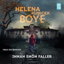 Cover for Innan snön faller