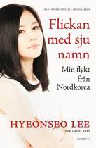 Omslagsbild för Flickan med sju namn