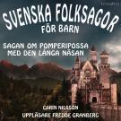 Omslagsbild för Svenska folksagor för barn - Del 1