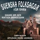 Omslagsbild för Svenska folksagor för barn - Del 2