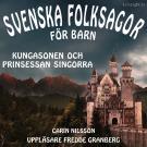 Omslagsbild för Svenska folksagor för barn - Del 3