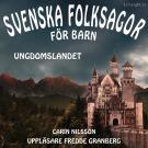 Omslagsbild för Svenska folksagor för barn - Del 4