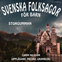 Cover for Svenska folksagor för barn - Del 5