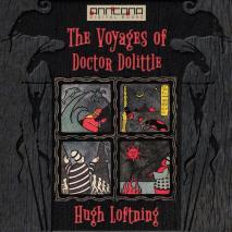 Omslagsbild för The Voyages of Doctor Dolittle