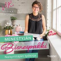 Cover for Menestyjän bisnespakki