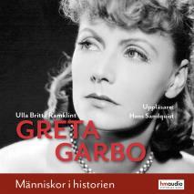 Omslagsbild för Greta Garbo