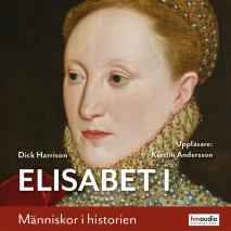 Omslagsbild för Elisabet I