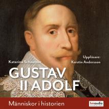 Omslagsbild för Gustav II Adolf