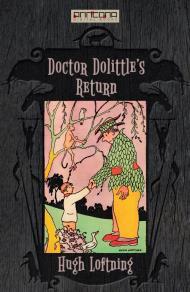 Cover for Doctor Dolittle's Return