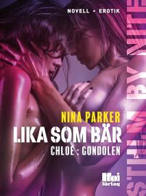 Omslagsbild för Lika som bär - Chloé : Gondolen