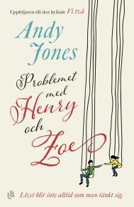 Omslagsbild för Problemet med Henry och Zoe