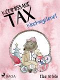 Omslagsbild för Kommissarie Tax: Klockmysteriet